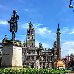 Glasgow Tour of George Square