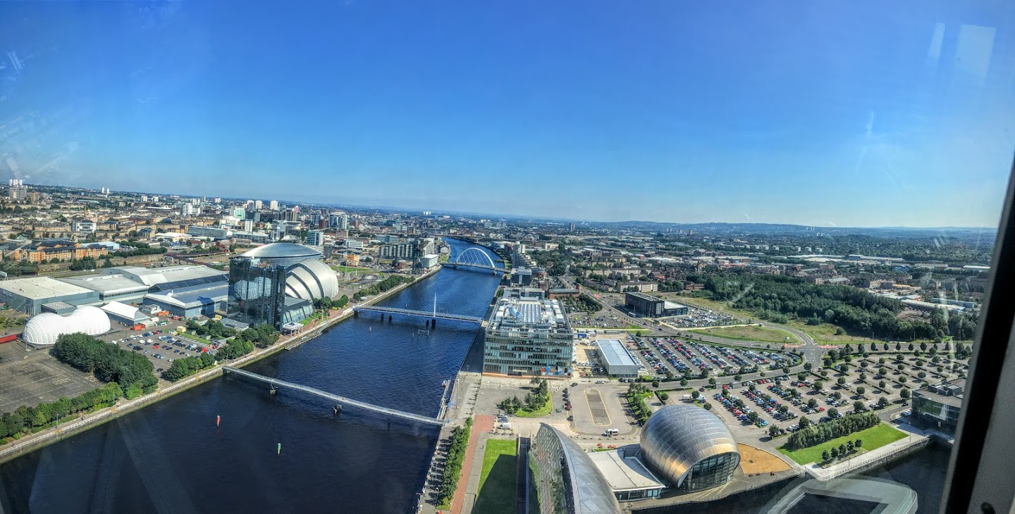 Glasgow Tour - Tower Panoramic