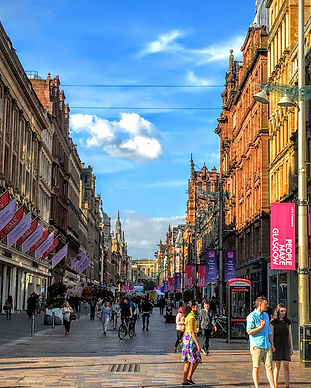 Glasgow Attractions Tour - Buchanan Stre