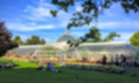 Botanic Garden and Kibble Palace