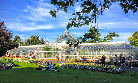 Botanic Garden and Kibble Palace