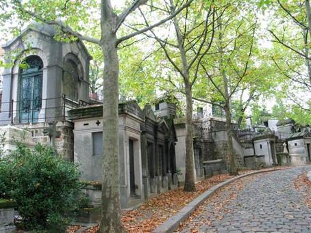 Glasgow Necropolis vs the Père Lachaise Cemetery