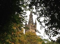 Glasgow Tour - Glasgow University