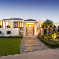 Garden lighting is designed for security, aesthetics and night-time entertaining.