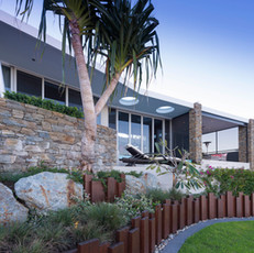 Retaining walls and terracing should be as good-looking as they are functional.