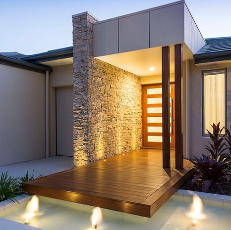 Japanese-inspired design meets modernism.
