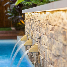 Stonework is one of our specialties.