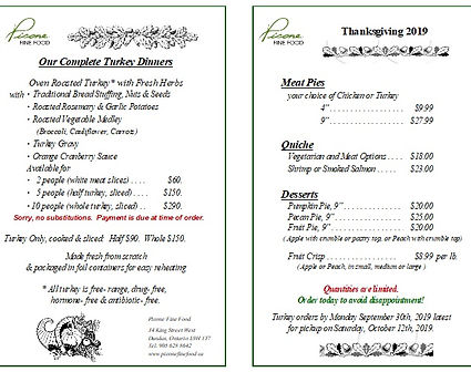 Thanksgiving 2019 Menu - final 2019-09-0