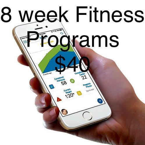 8 Week Online Program