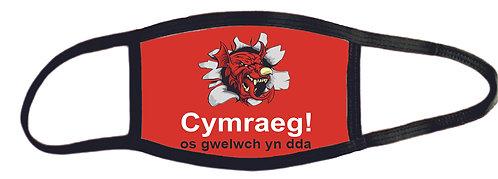 Cymraeg! Mask