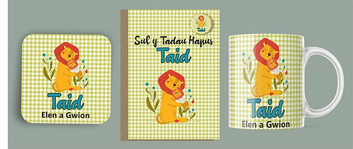Set 'Taid'  Sut y Tadau