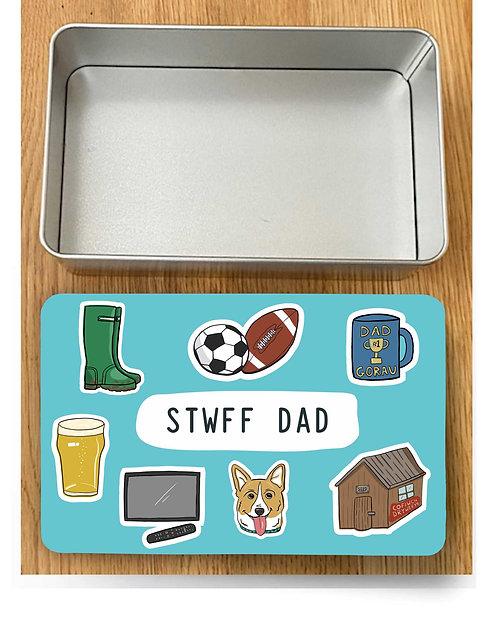 Tun Stwff Dad/Taid/Tad-cu
