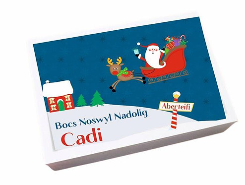 Bocsys Noswyl Nadolig / Christmas Eve Box