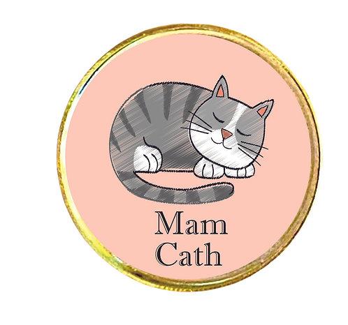 Bathodyn/broitsh  bach 'Mam cath'