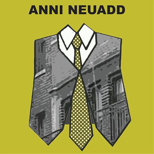 Dyluniad Anni Neuadd