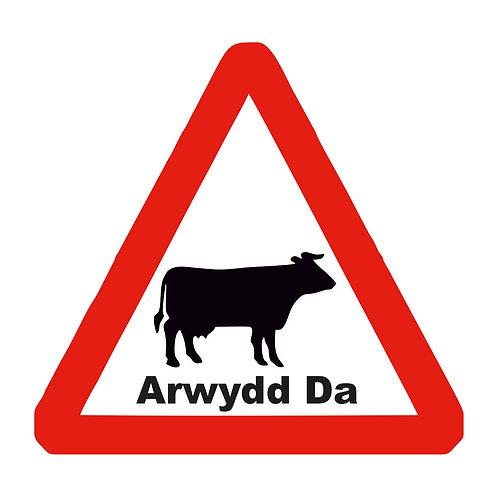 Dyluniad Arwydd Da