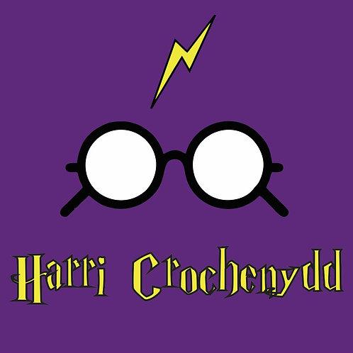 Harri Crochenydd Design