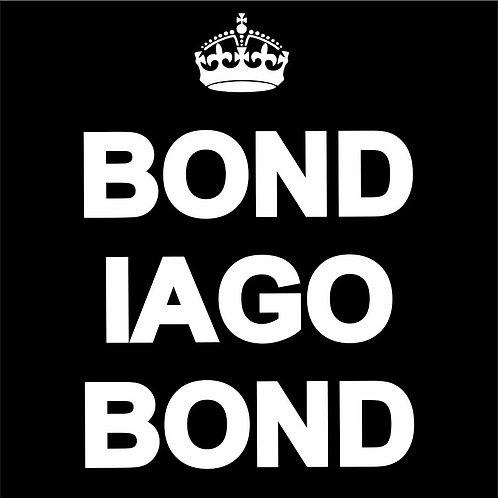 Dyluniad Iago Bond