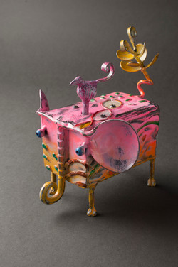 "Music Box ""Elephant"" ¥16,000+Tax"