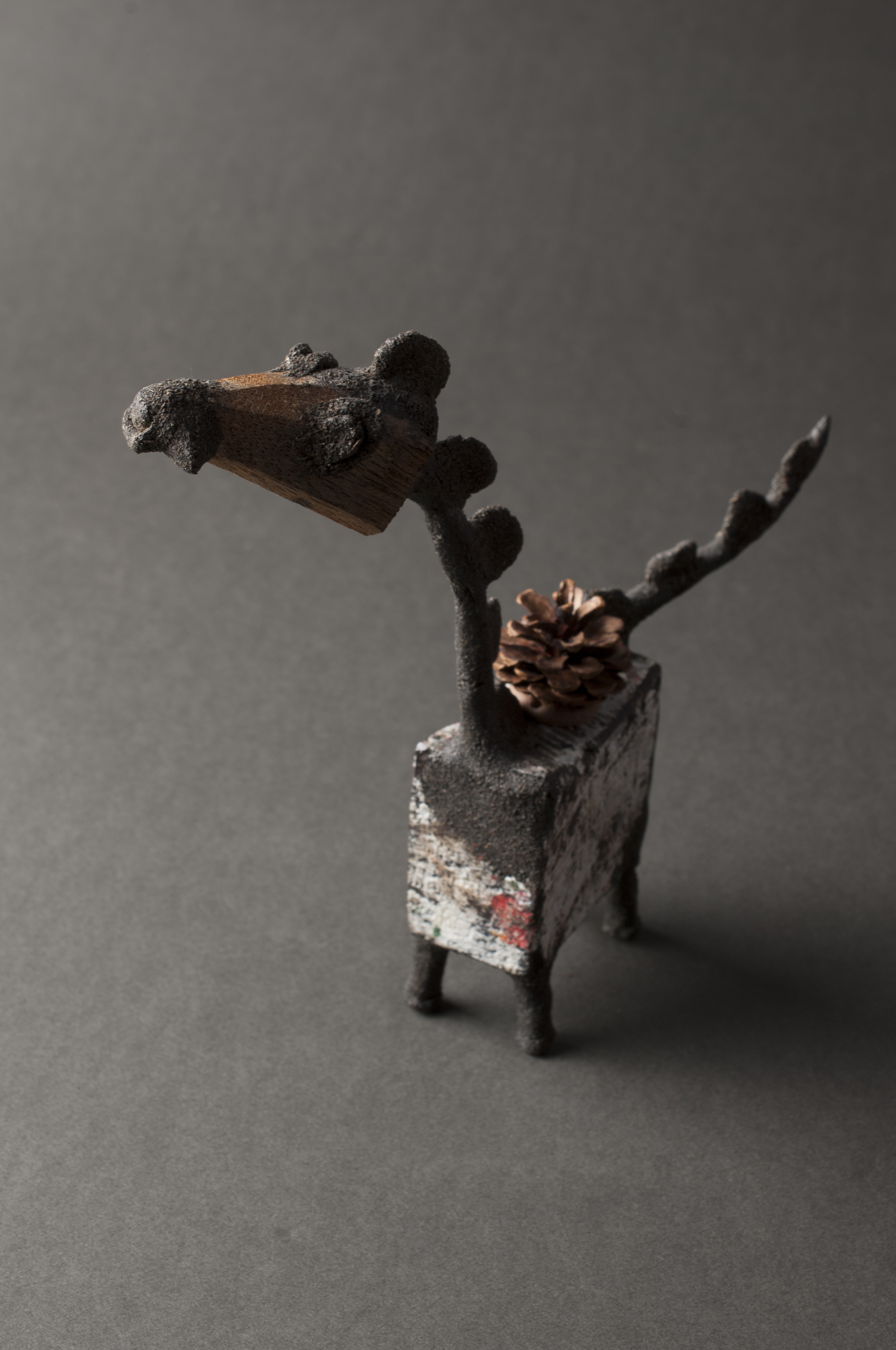 "Animal Objet ""Horse"" ¥7,000+Tax"