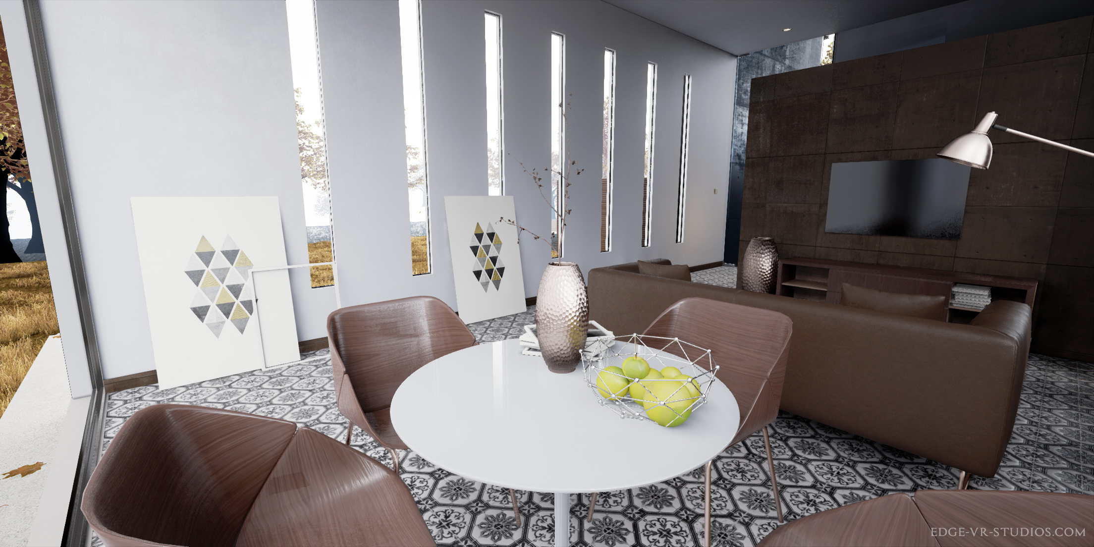Nordic Interior Living Room