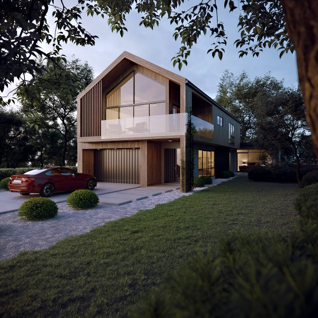 3D RENDERING FOR ARCHITECTS