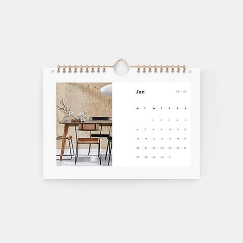 Free Year 2020 Calendar