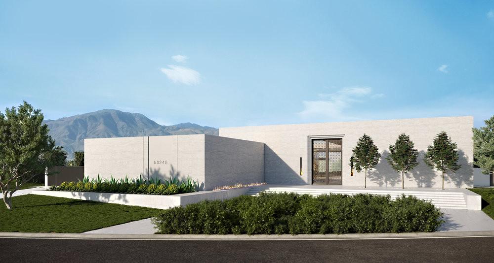 House 3D visualization