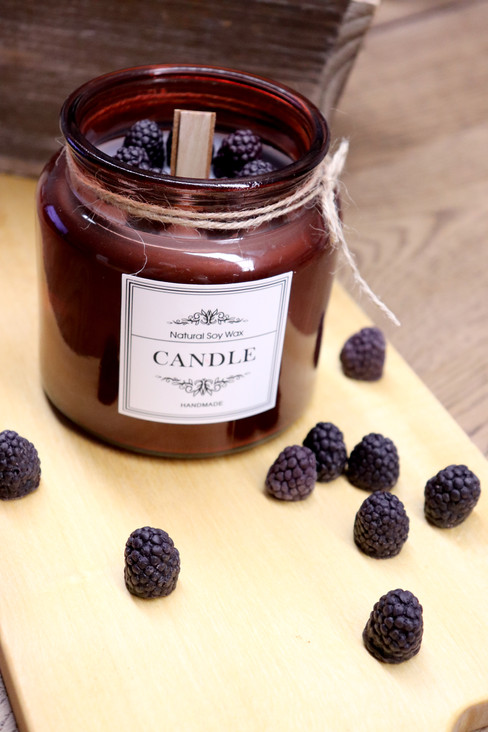 Soy Candle in a Jar