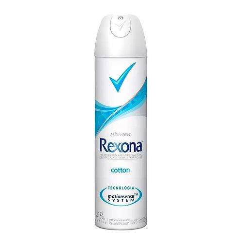 rexona cotton dry desodorante aero feminino 90g