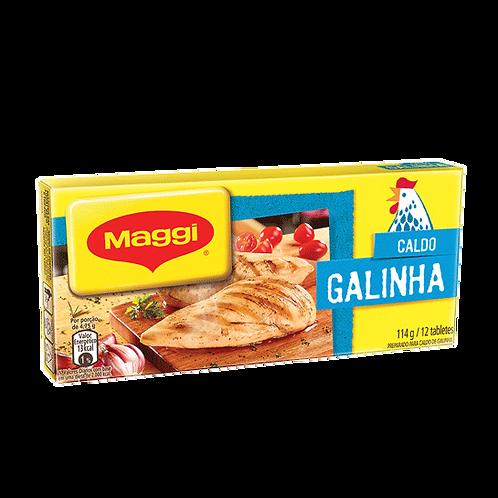 Caldo Maggi Galinha Tablete 114G