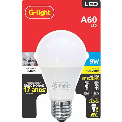 lâmpada LED A55 G-light 9w