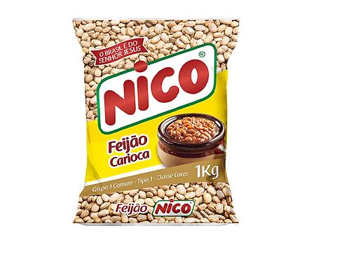 Feijão Carioca Nico Tipo 1 1kg