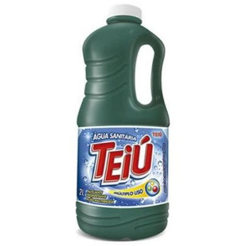 Água Sanitária Teiú 2L