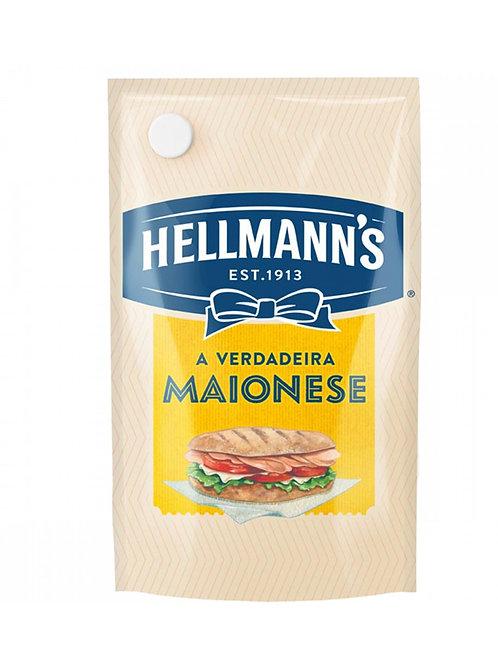 Maionese Hellmanns 400ml Tradicional sach