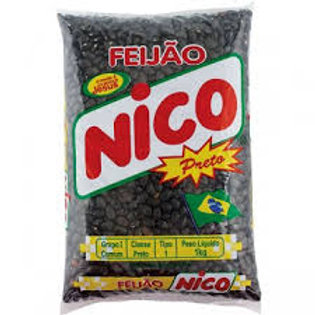 Feijão Preto NICO Tipo 2 1kg