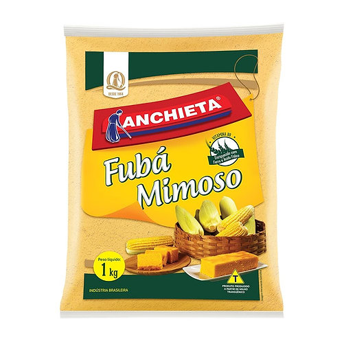 Fubá Mimoso Anchieta 1kg