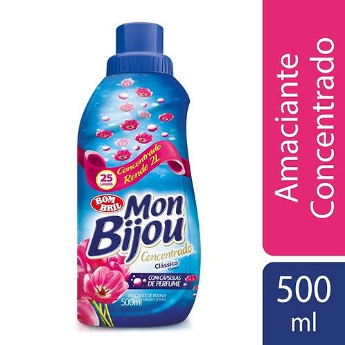 Amaciante Mon Bijou Concentrado Classico 500ml