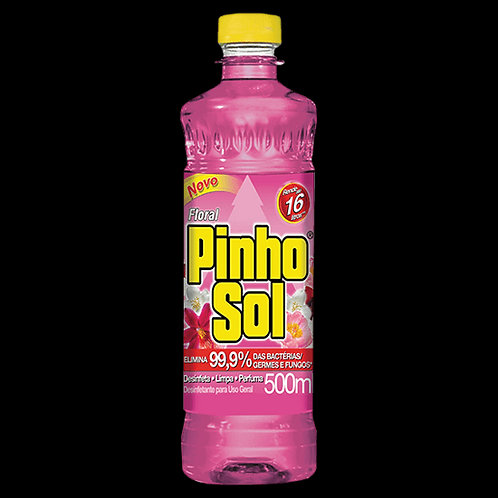 Desinfetante Líquido Pinho Sol Citrus Floral 500ml