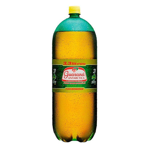 Refrigerante Guarana Antarctica 3,3 L