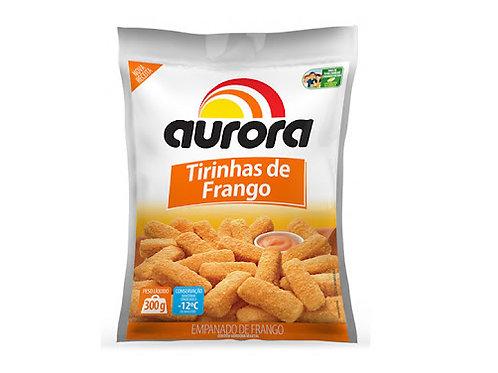 Tirinhas Frango Aurora 300G