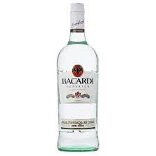 Rum Bacardí Carta Blanca 980ml