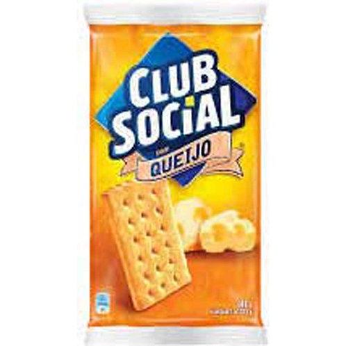 Bisc Salg Club Social Queijo141g