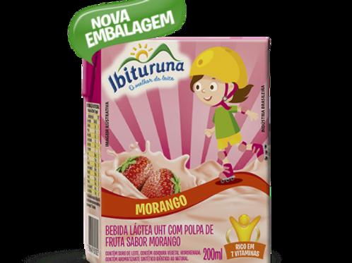 Bebida Láctea Ibituruna Morango 200ml