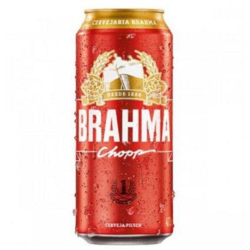 Cerveja BRAHMA Chopp Lata 473ml