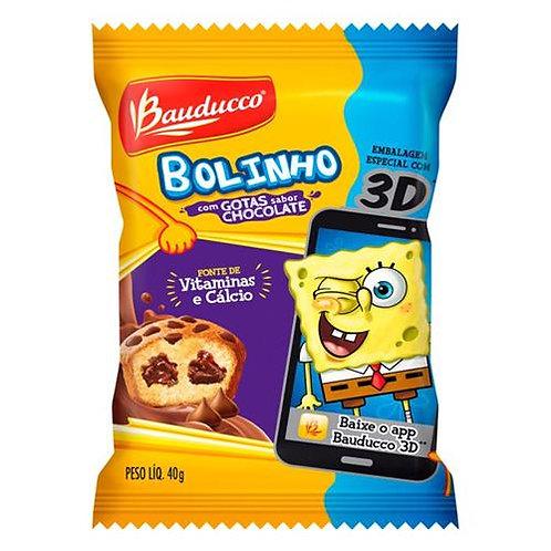 Bolinho Bauducco Gotas de Chocolate 40g
