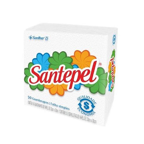 Guardanapo Santepel 24x22cm - 50un