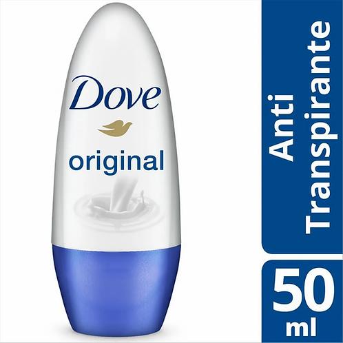 Desodorante Antitranspirante Roll-On Dove Original 50ML