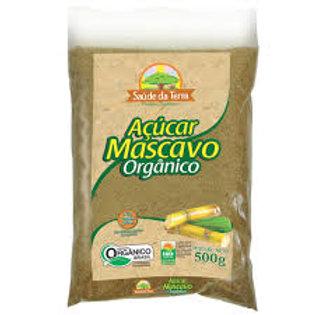 Açúcar Mascavo Integral Pacote 500 g
