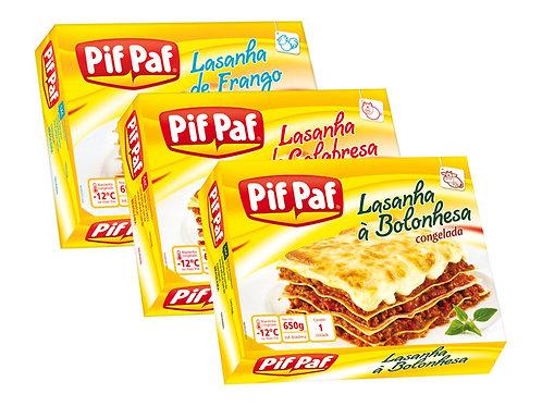Lasanha Pif Paf 600g